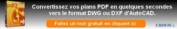 Comment convertir le format PDF en format compatible avec Visio